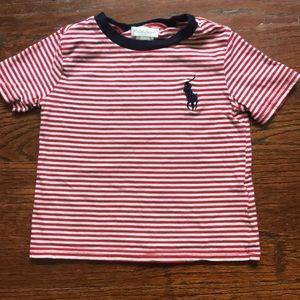 24 Month Ralph Lauren Striped Shirt